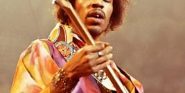 Jimi Hendrix canta 'If Six Was Nine'.